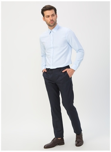 Fabrika Comfort Fabrika Comfort Lacivert Klasik Pantolon Lacivert